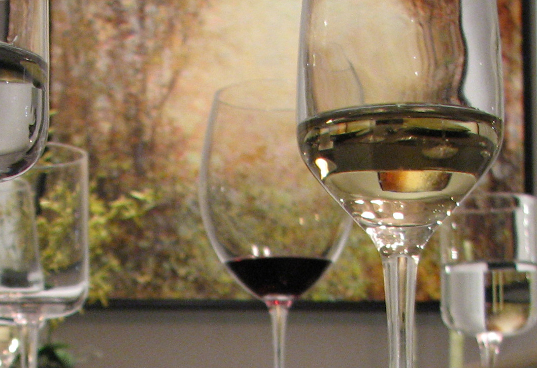 Wine glasses. (Photo: emdot/Flickr/File Photo)
