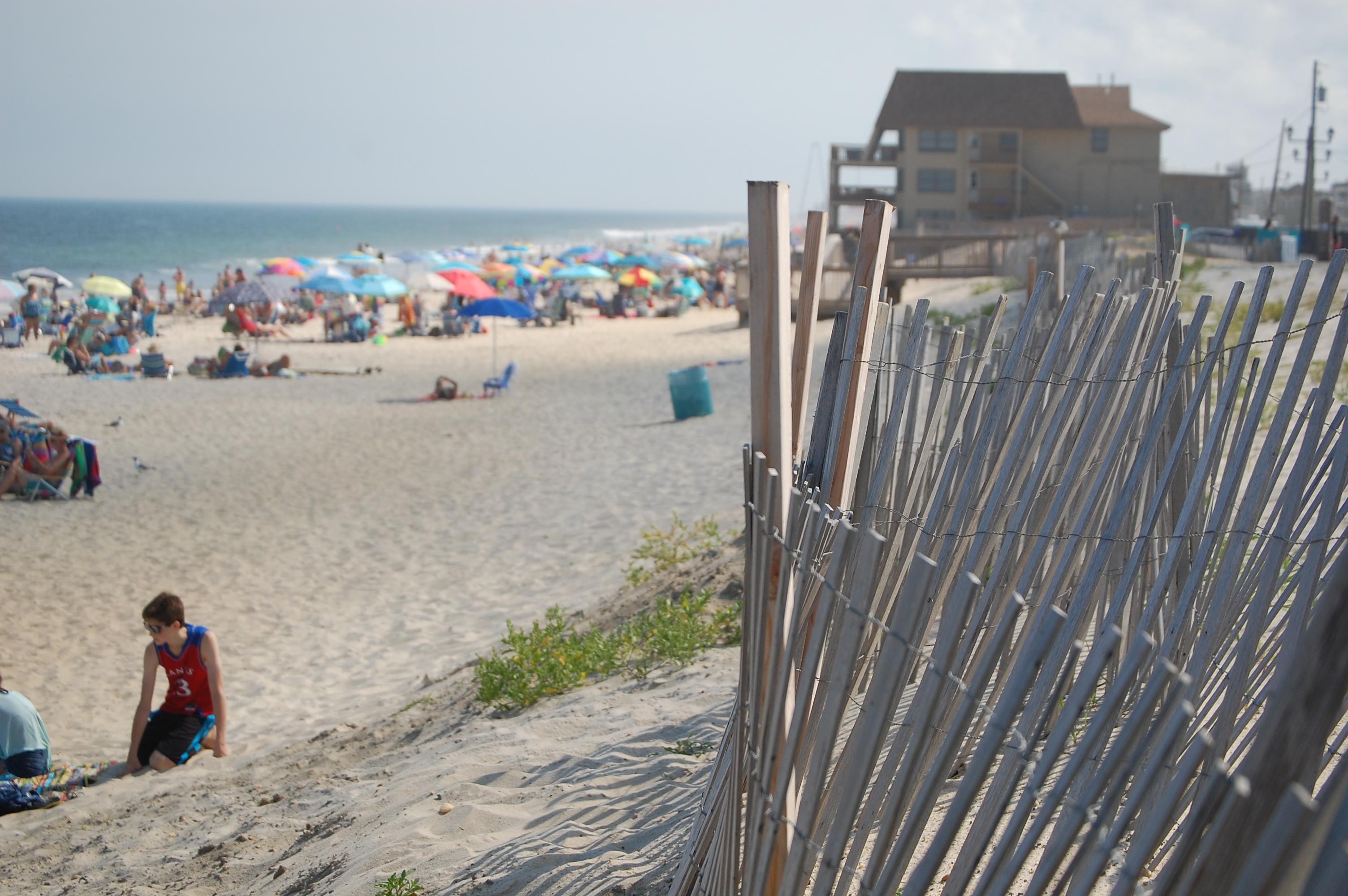 Ortley Beach's oceanfront. (Photo: Daniel Nee)