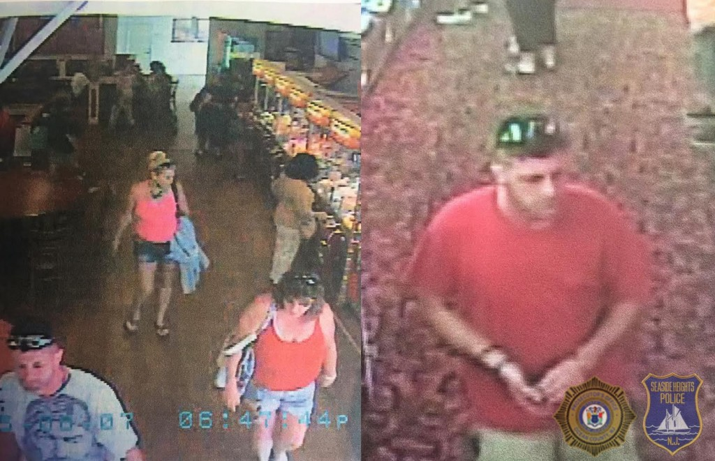 Suspects in a burglary in Seaside Heights. (Click to Expand) (Photo: Ocean County Prosecutor's Office)