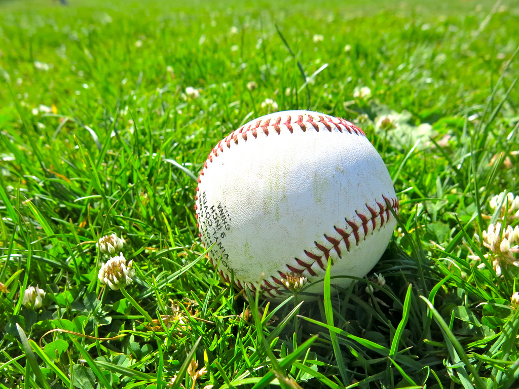 Baseball (Credit: torbakhopper/Flickr)