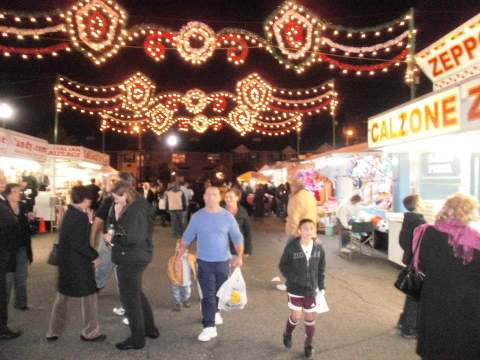 The 2014 Italian Festival in Seaside Heights. (Photo: Parade/Festival Committee)
