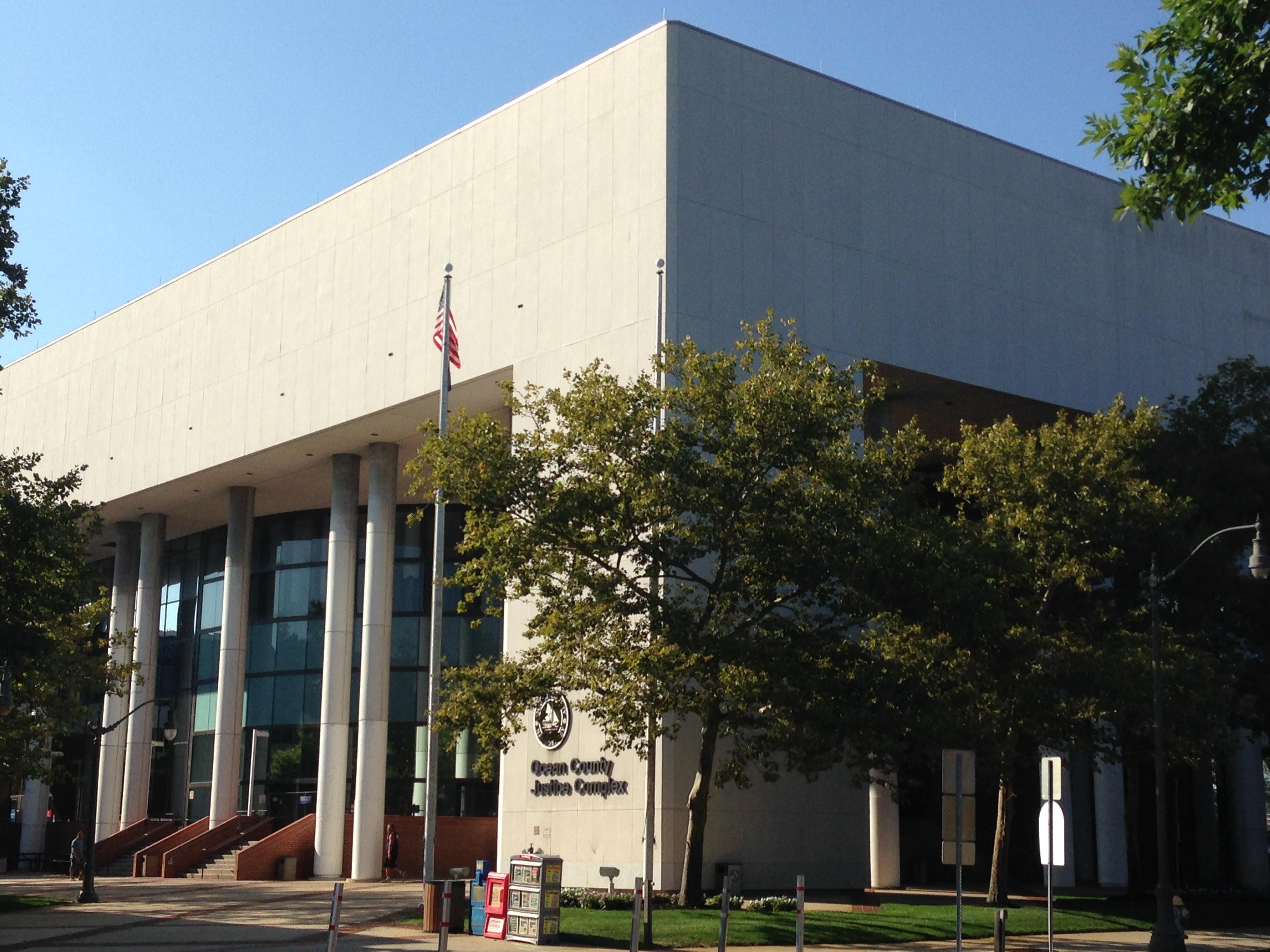 Ocean County Justice Complex (Photo: Daniel Nee)