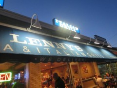 Lenny's Pizza & Italian Grill (Credit: TripAdvisor)