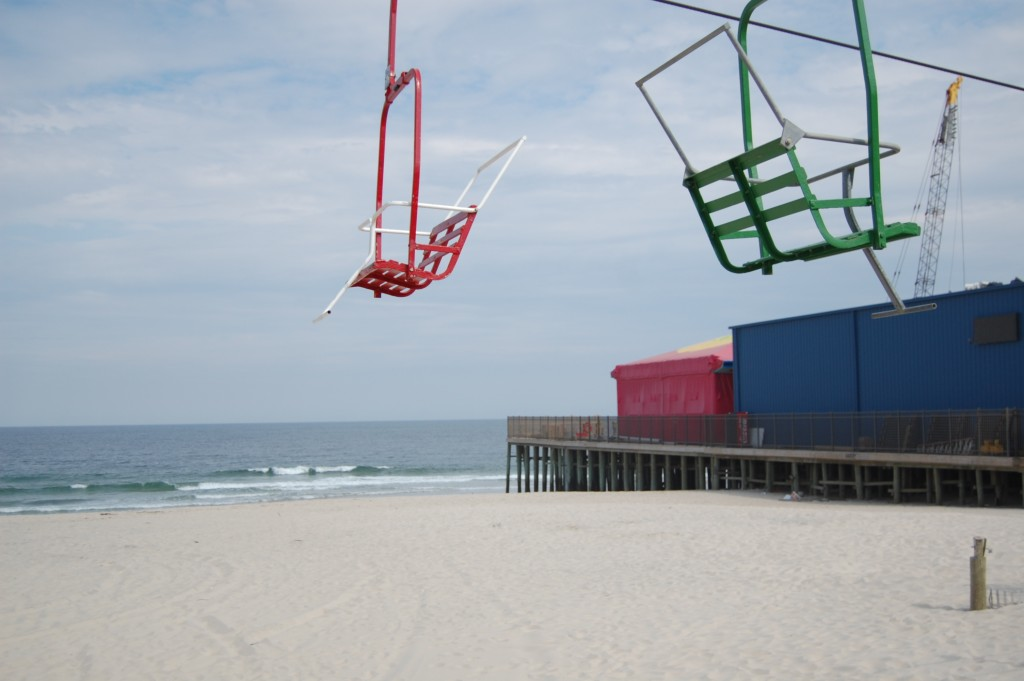 Casino Pier, Seaside Heights, N.J. (Photo: Daniel Nee)