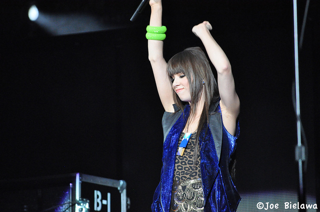Carly Rae Jepsen (Credit: Flickr/Themeplus)