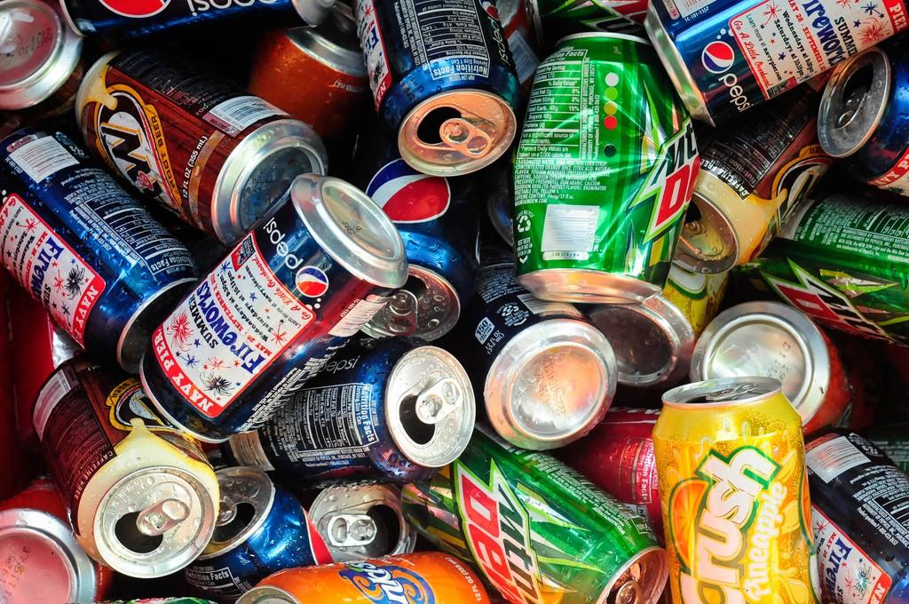 Recycling (Photo: Valerie Everett/Flickr)