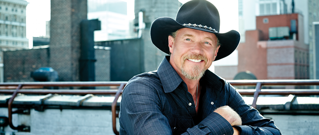 Country music star Trace Adkins. (File Photo)
