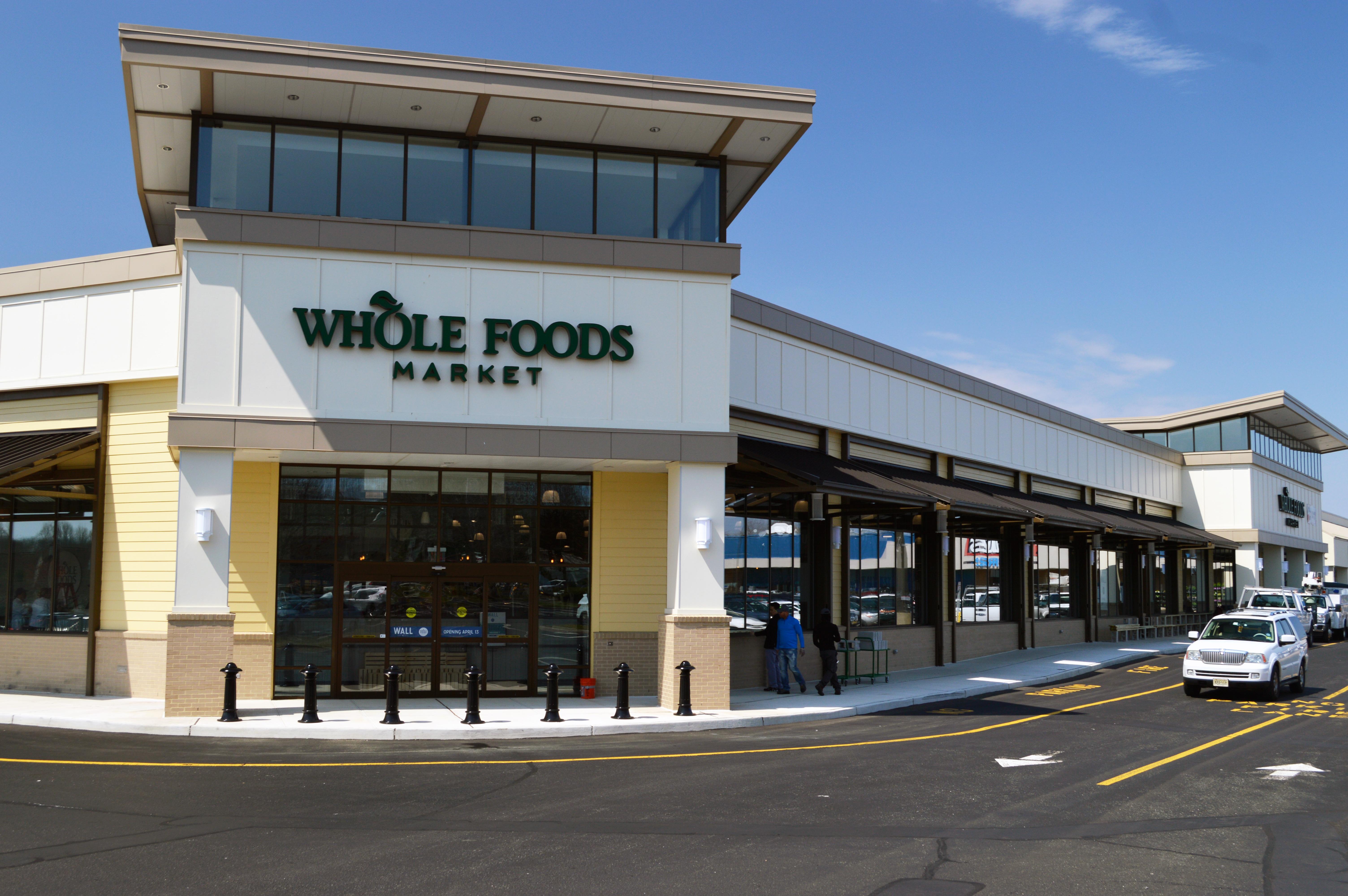 Whole Foods, Wall Township, NJ (Photo: Daniel Nee)