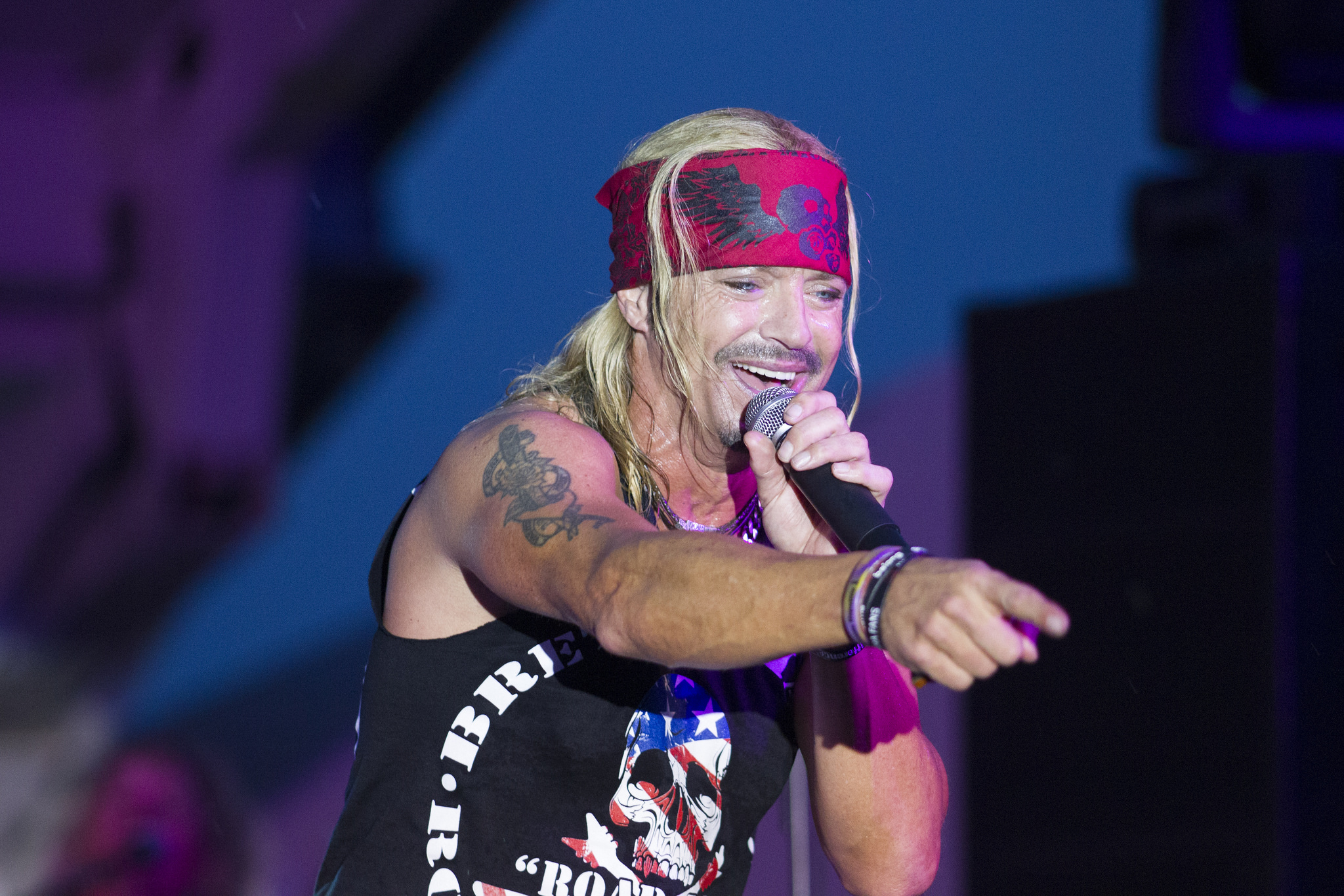 Bret Michaels (Photo: Robert Kowal/Flickr)