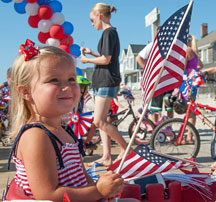 Lavallette Bicycle Parade (File Photo)