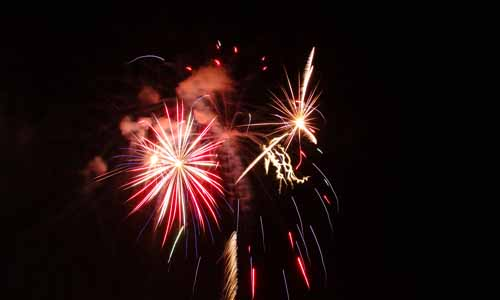 Fireworks (File Photo)