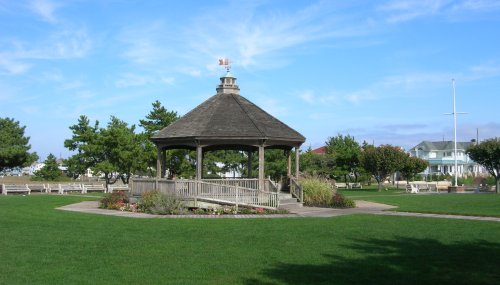 Lavallette Gazebo (File Photo)