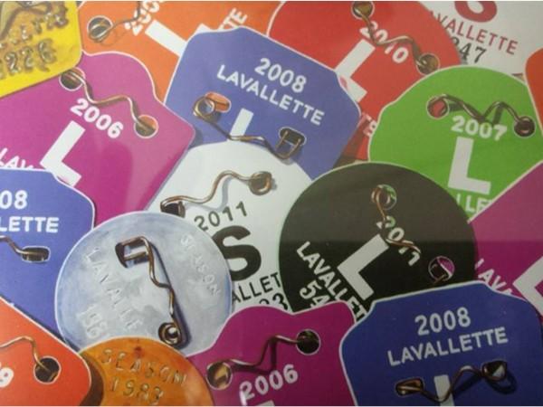 Lavallette Beach Badges (File Photo)
