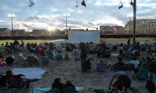 Movies on the Beach (File Photo)