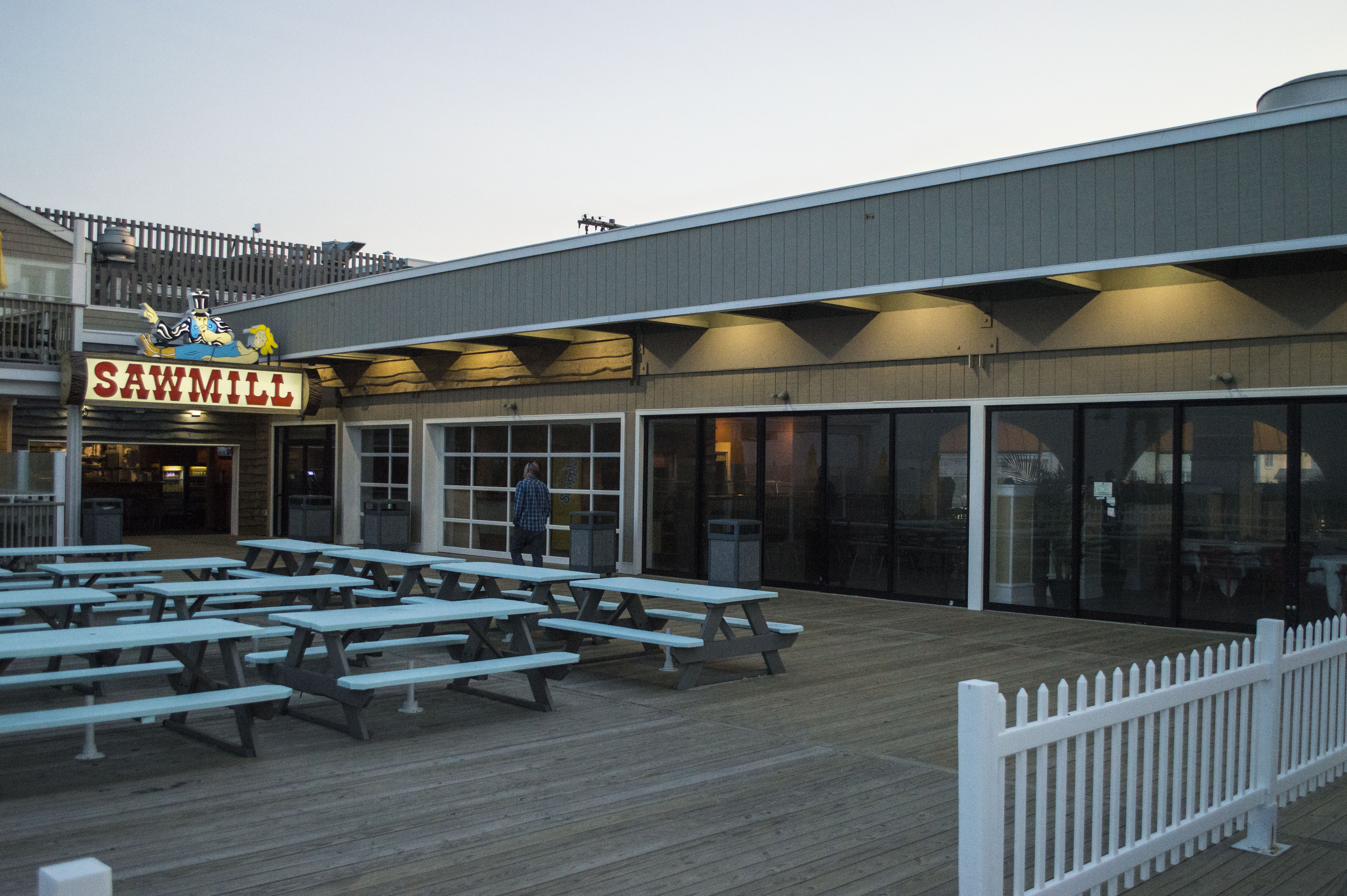 Sawmill Gets Approval for New Restaurant Area, Expanded Outdoor
