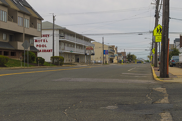 Central Avenue, Seaside Heights. (Photo: Daniel Nee)