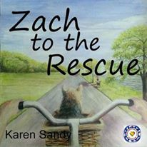 Zach to the Rescue, a Lavallette woman forthcoming book.