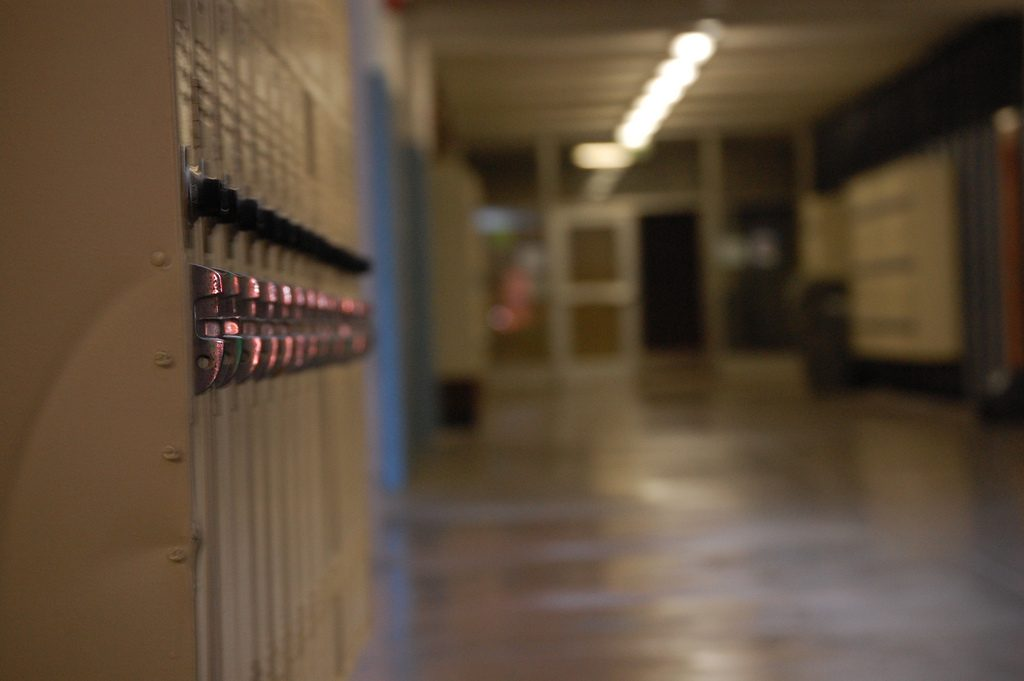 School Lockers (Photo: Rafael Castillo/ Flickr)
