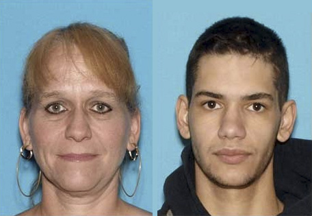 Kelly Borden and Thomas Melvin (Photo: Ocean County Prosecutor's Office)