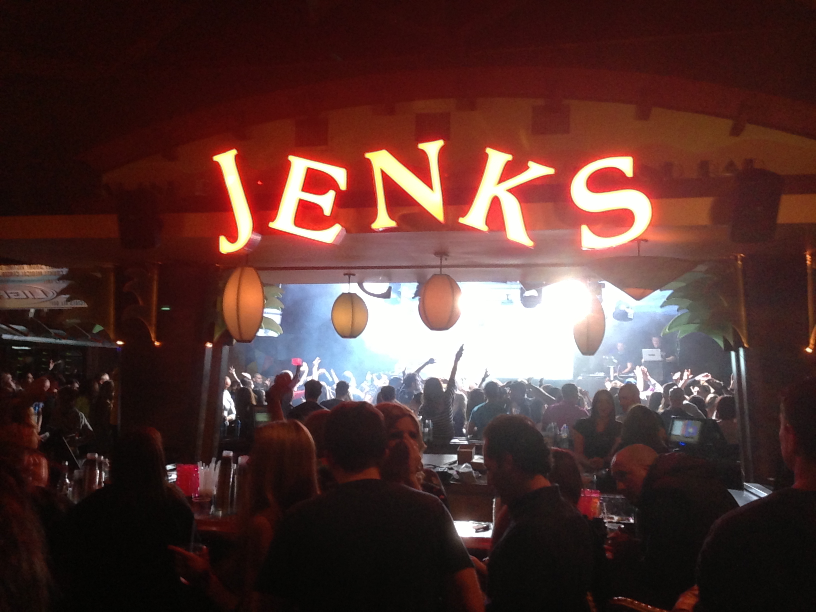 Jenks Club, Point Pleasant Beach (Photo: Daniel Nee)