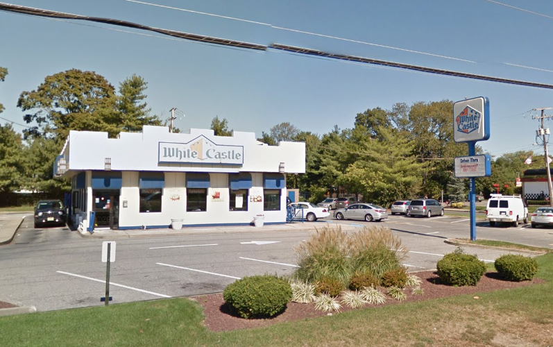 White Castle, Toms River, NJ. (Credit: Google Earth)