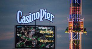 Casino Pier, Seaside Heights, NJ. (Photo: Daniel Nee)