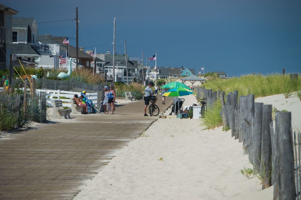 Lavallette Boardwalk (Photo: Daniel Nee)