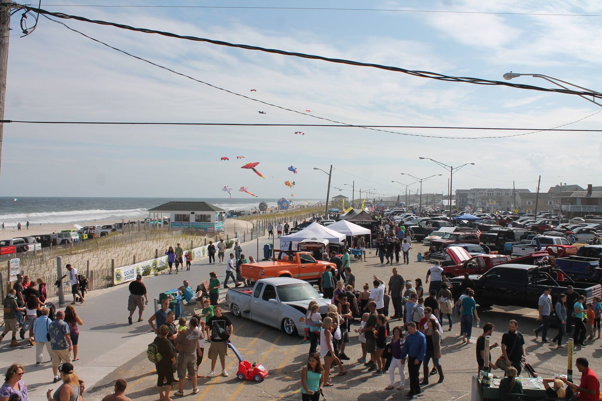 The 2015 truck and offroad show, which took place in Seaside Park. (File Photo)