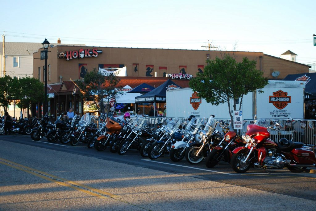 The New Jersey HOG Rally (File Photo)