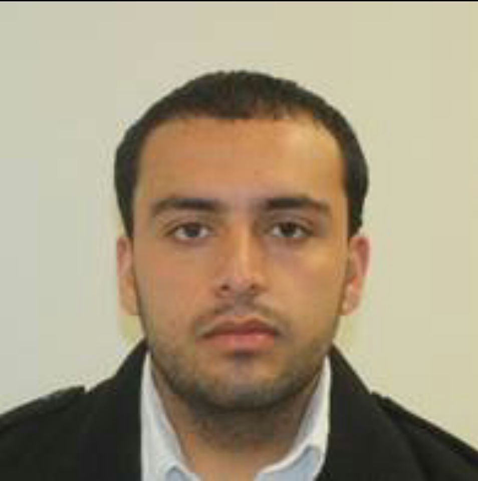 Ahmad Khan Rahami (Credit: FBI)