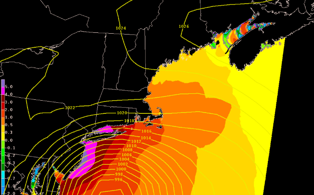 Storm Surge Watch Graphic (Credit: NWS)