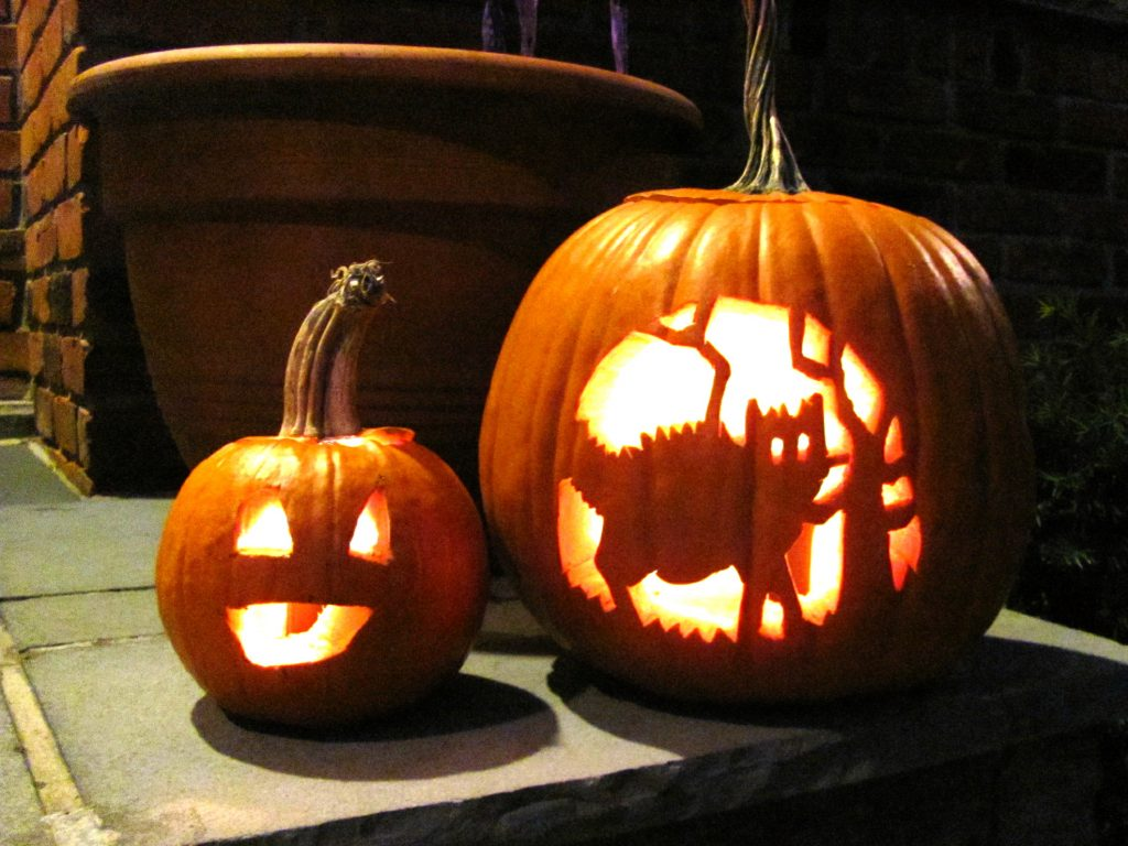 Halloween pumpkin. (Photo: RichardBH/ Flickr)