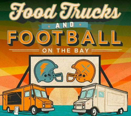 Food Trucks and Football
