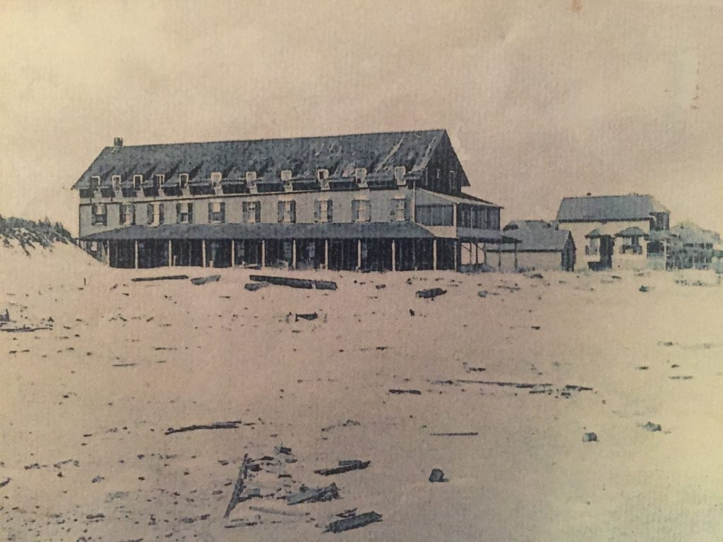 The Ortley Inn, in an undated photo. (Photo: Lord Family)