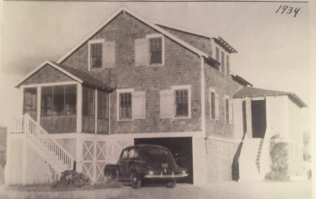 The property now known as the Lord House in Ortley Beach. (Photo: Lord Family)