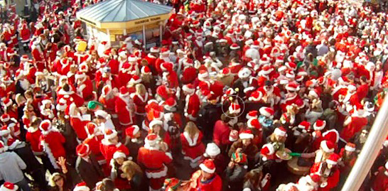 SantaCon (File Photo)