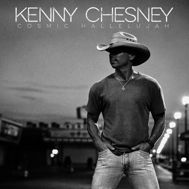 "The cover of Kenny Chesney's ""Cosmic Hallelujah"" album, shot in Seaside Heights. (File Photo)"