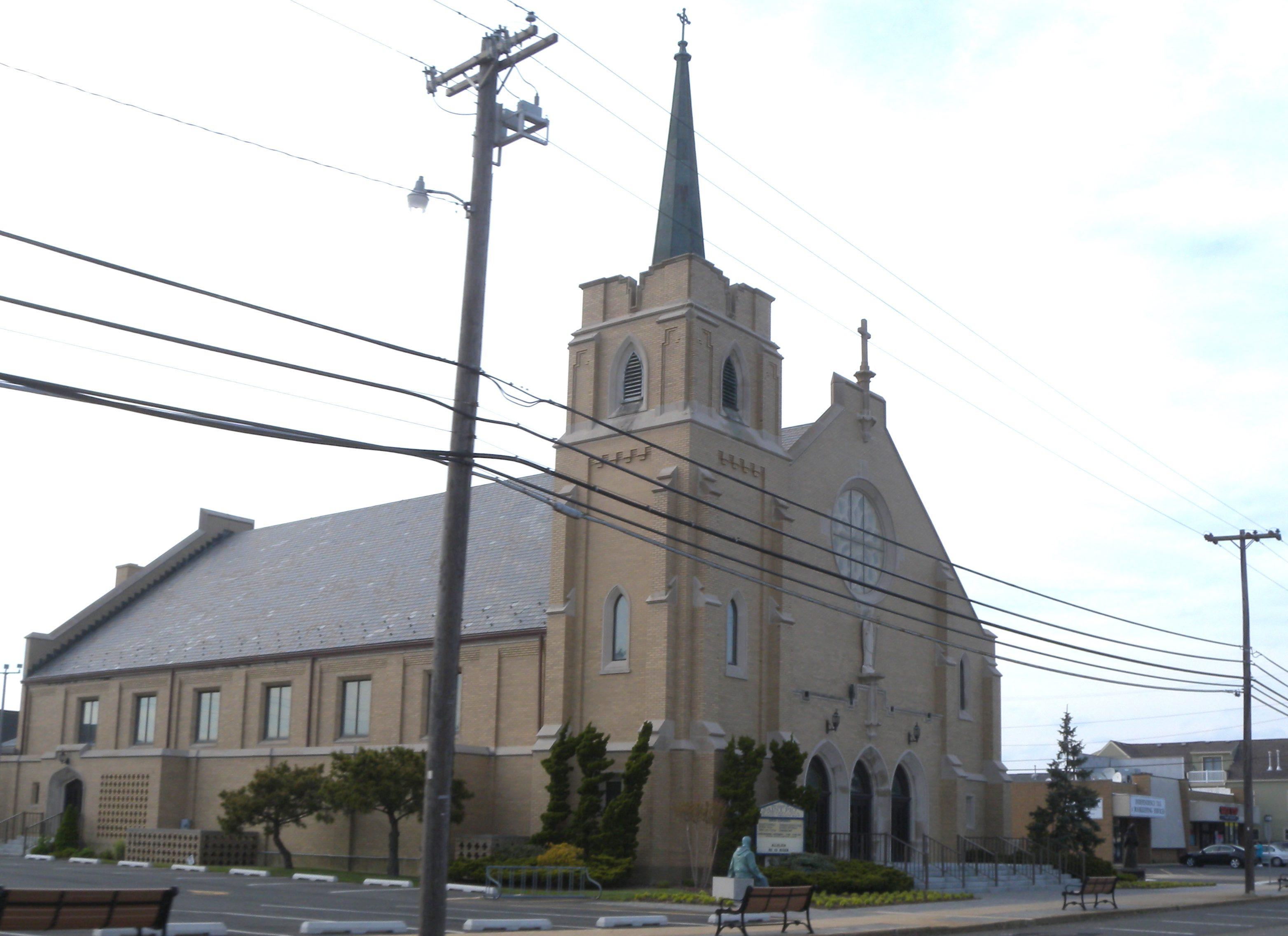 St. Pio of Pietrelcina, Lavallette, N.J. (File Photo)