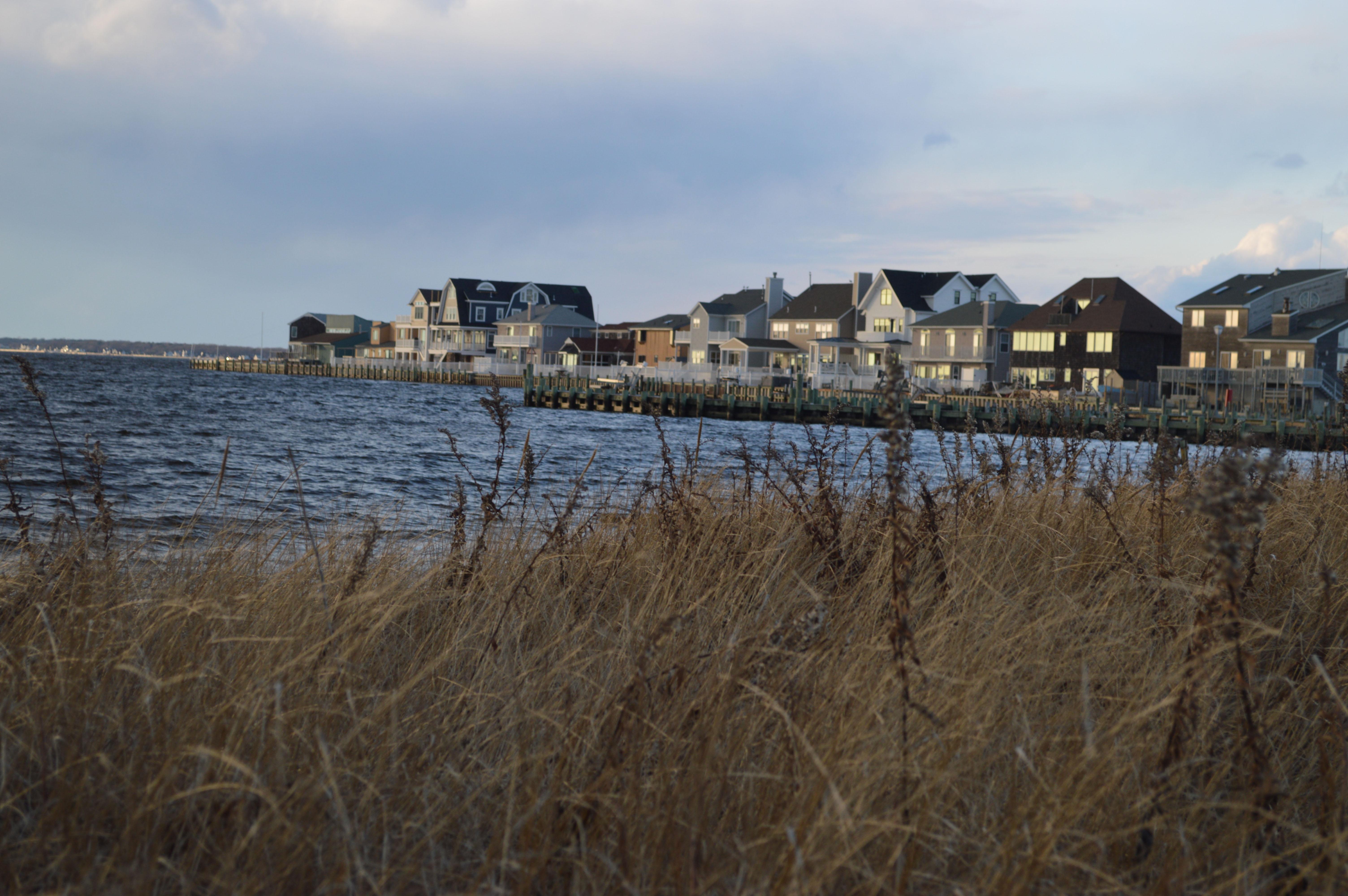 The Seaside Park bayfront. (Photo: Daniel Nee)