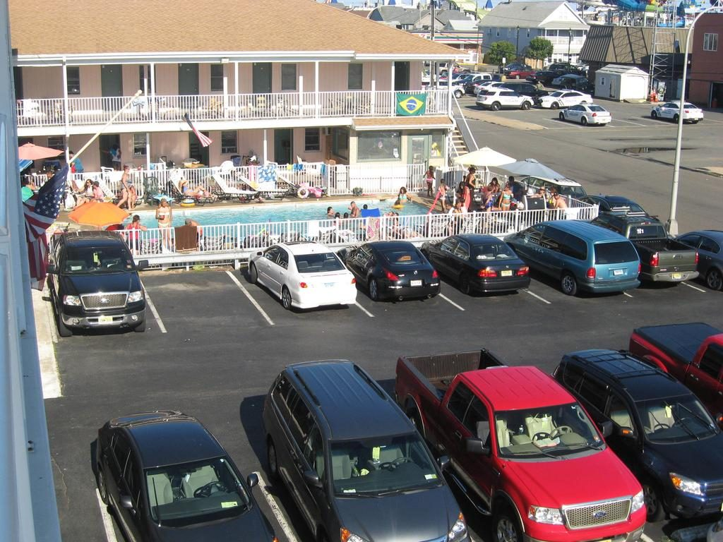 The Belmont Motel in Seaside Heights. (File Photo)