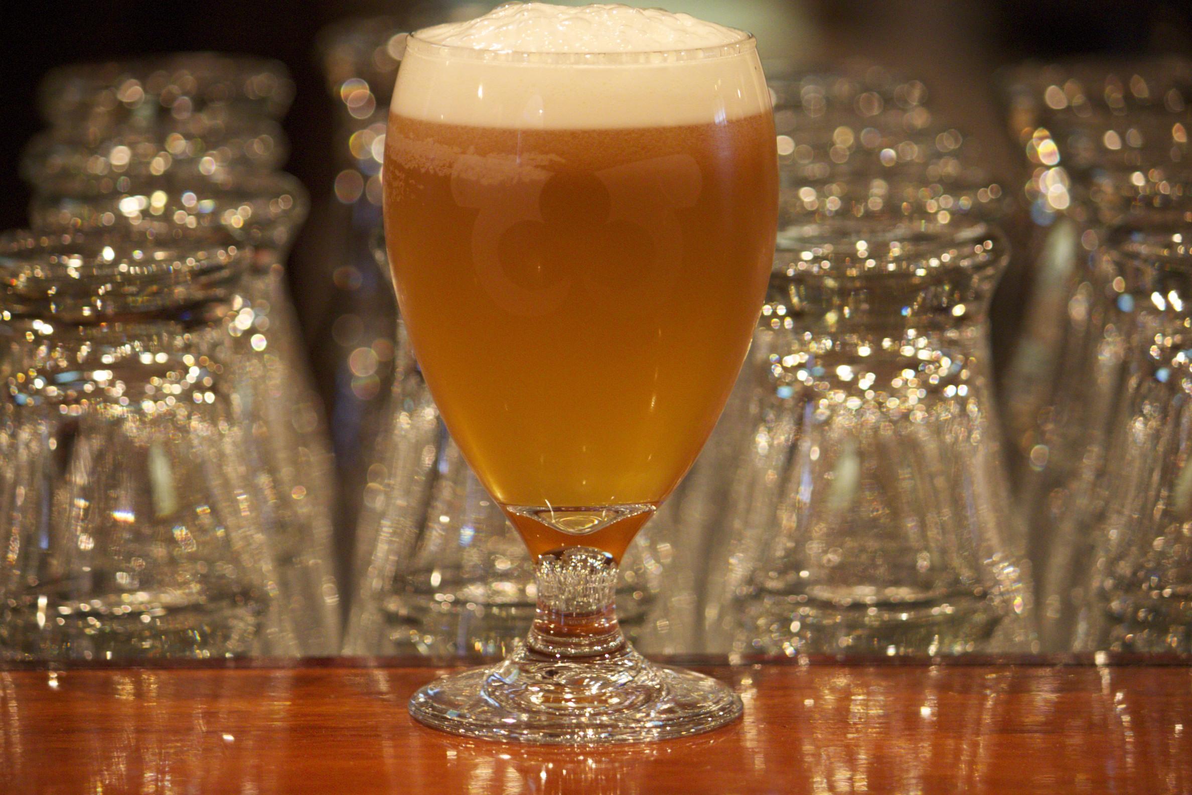 Beer. (Credit: Chris Lexow/Flickr)