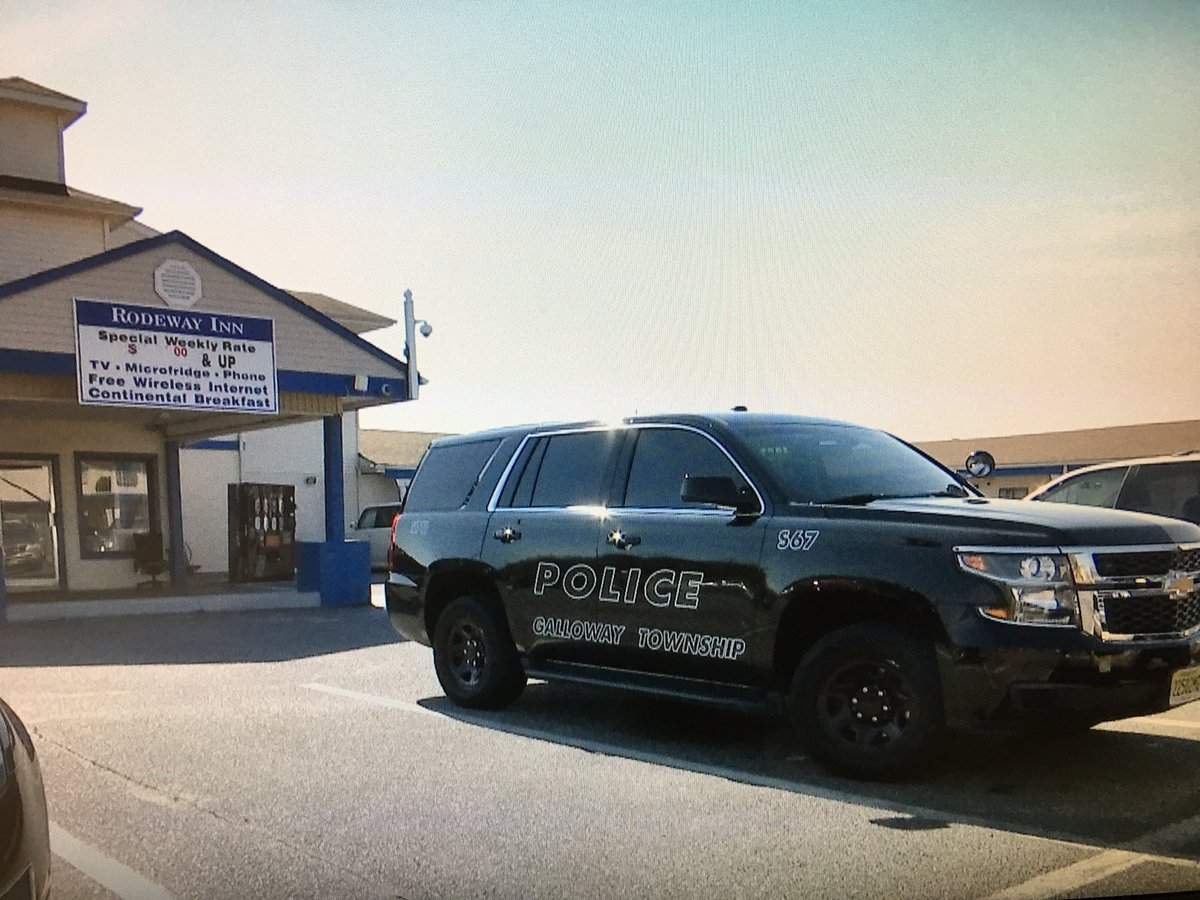 Missing Seaside Park Uber Driver Found Dead In Galloway Motel