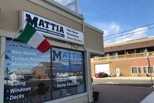 Mattia Builders, Lavallette. (Photo: Daniel Nee)