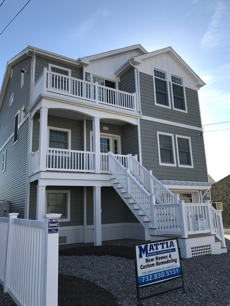 A home constructed by Mattia Builders, Lavallette. (File Photo)