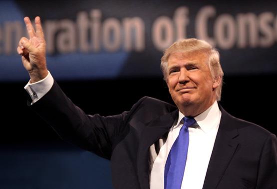 President Donald Trump (Credit: Trump Campaign)