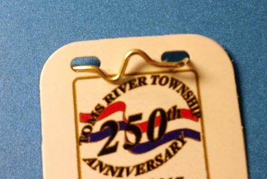 Toms River Beach Badge, 2017. (File Photo)