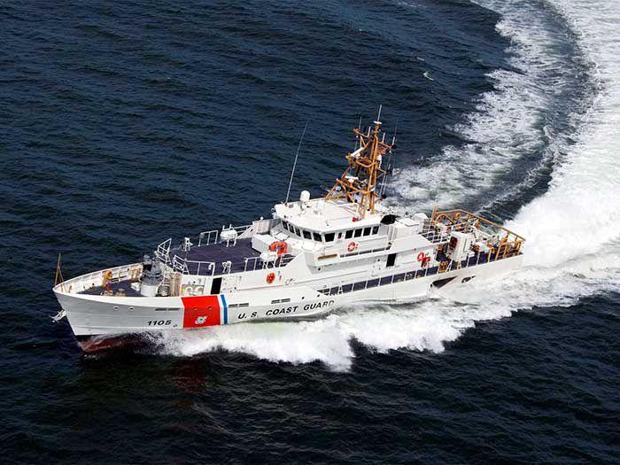 Coast Guard CutterRollin Fritch