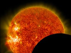 Solar Eclipse (Photo: NASA)