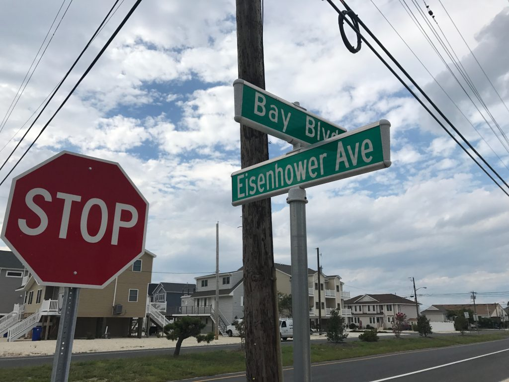 Bay Boulevard in Ortley Beach, N.J., Sept. 2017. (Photo: Daniel Nee)