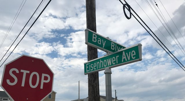 Bay Boulevard in Ortley Beach, N.J., Sept. 2017. (Photo: Daniel Nee)